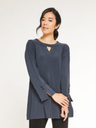 ICON MOD TUNIC, LONG SLV